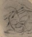 F75 - Graphite and Watercolour on Sandpaper - 14cm x 14cm - 2007