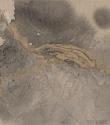 F82 - Graphite and Watercolour on Sandpaper - 14cm x 14cm - 2007