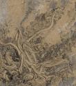 F88 - Graphite and Watercolour on Sandpaper - 14cm x 14cm - 2007