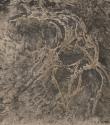 F96 - Graphite and Watercolour on Sandpaper - 14cm x 14cm - 2007